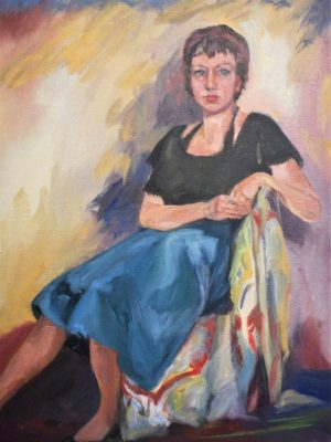 Brigette-A portrait